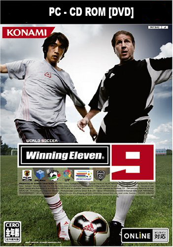 Game Bola Winning Eleven