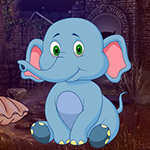 Play Games4King Sitting Elepha…