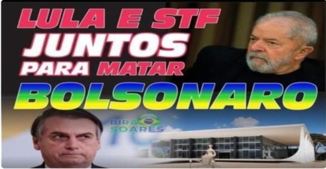 Postagem dominou as redes bolsonaristas durante toda segunda-feira (19).