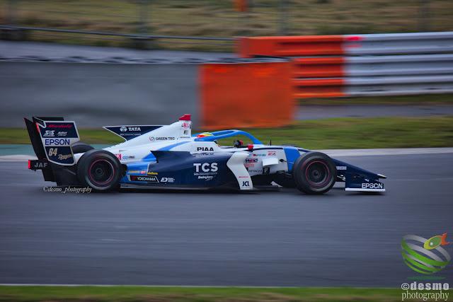 #64_アレックス・パロウ, Super Formula Rd.4 FSW Free Practice 1 - Qualyfing
