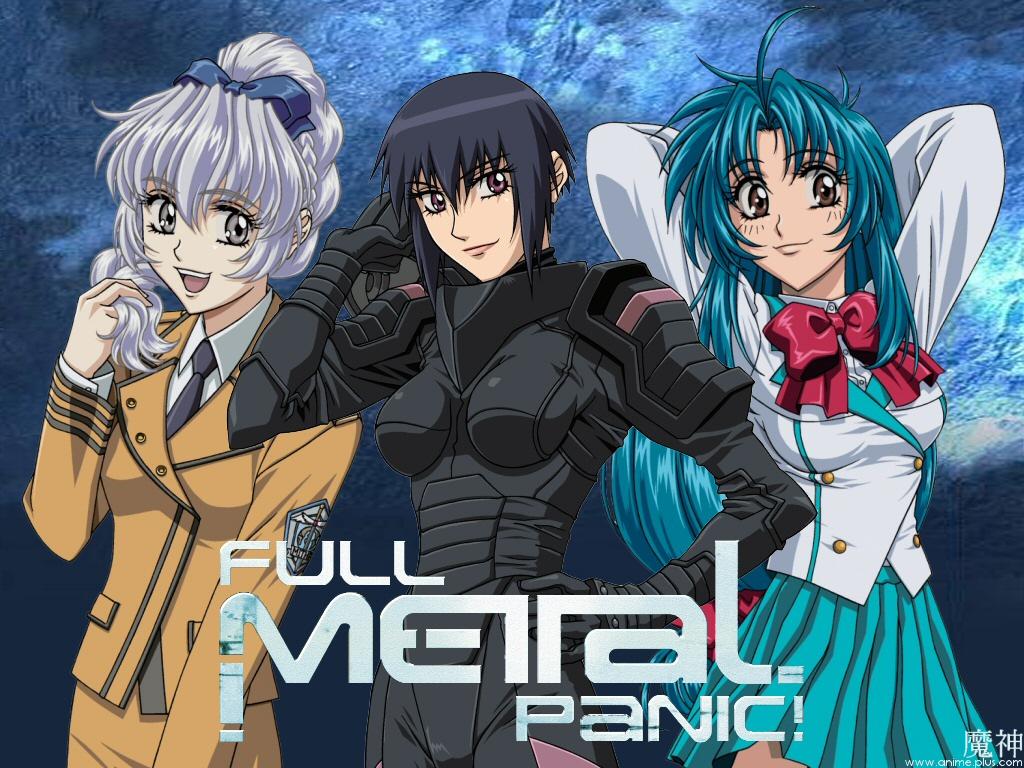 Full Metal Panic Subtitle Indonesia Batch