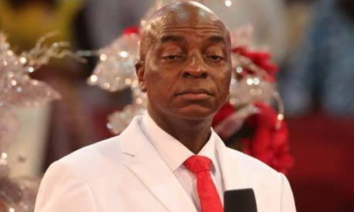 Winners Chapel sacked me for failing to generate enough income - Pastor says