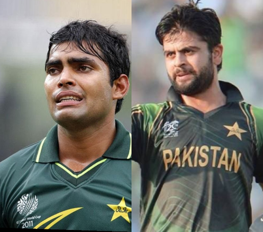 Umar Akmal and Ahmed Shehzad among 20 probables players for Series against Sri Lanka
