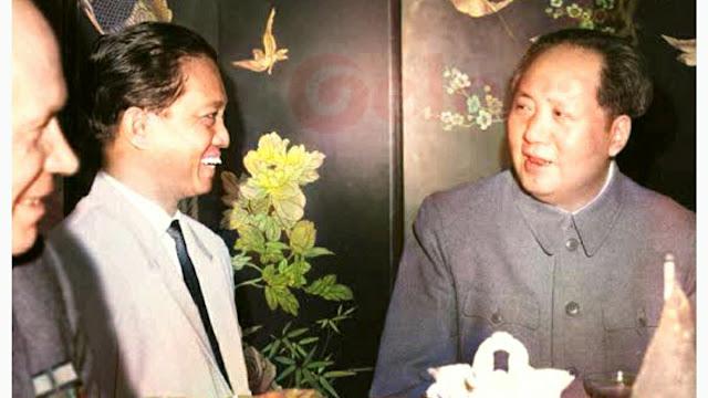 Pasca Eksekusi di Lubang Buaya, DN Aidit Berniat Minta Perlindungan ke China