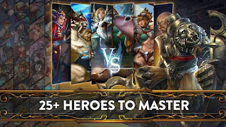 Vainglory Mod Apk Attack speed 10x Damage