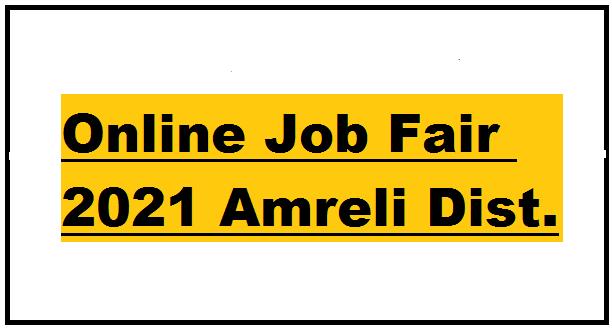 Online Job Fair 2021