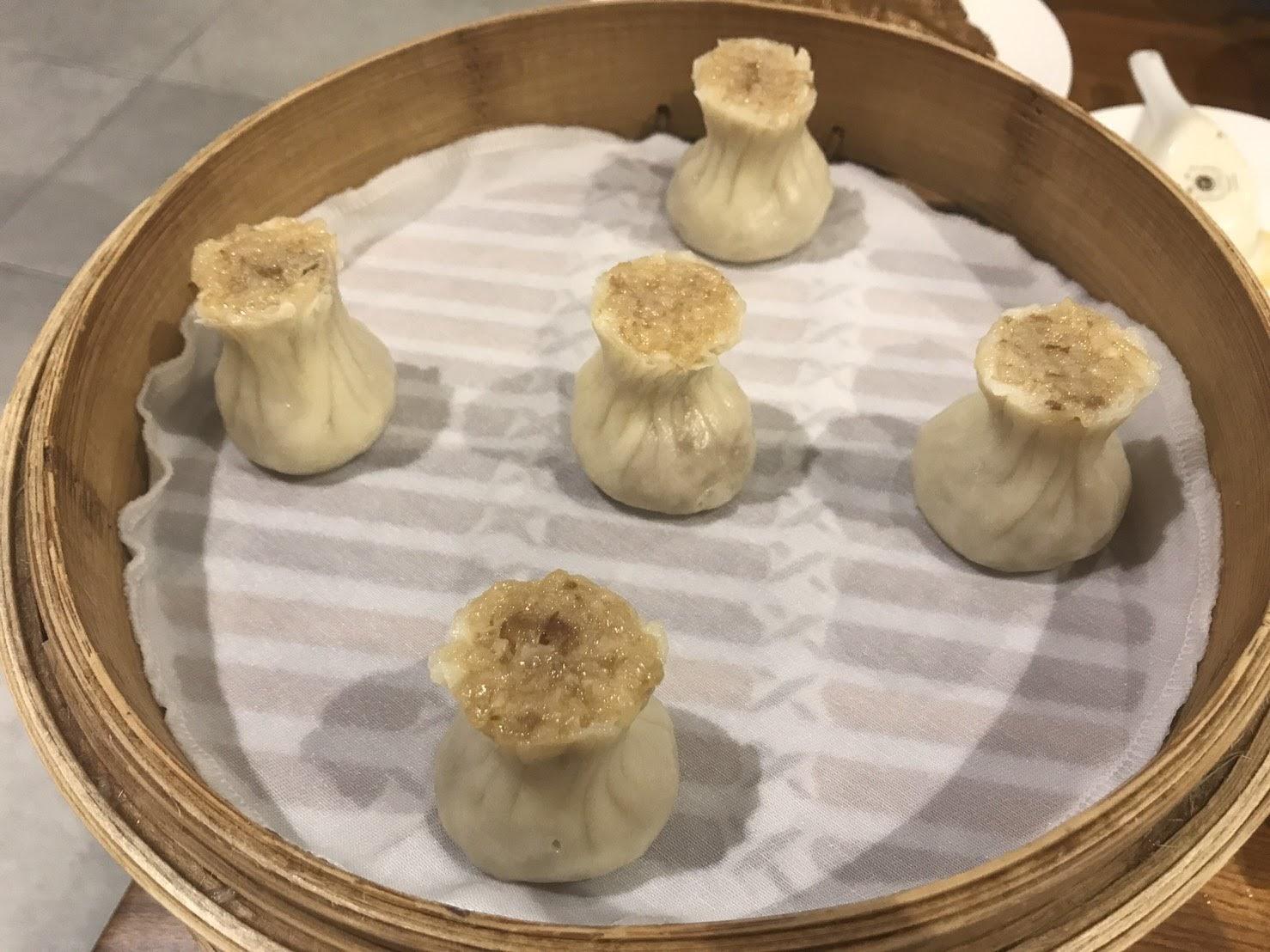鼎泰豐 糯肉燒賣
