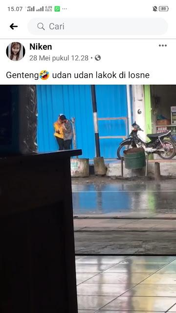 Polisi Mencari Pelaku Aksi ABG Ciuman di Pinggir Jalan Banyuwangi