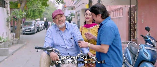 Jai Mummy Di (2020) Hindi TRUE 720p | 480p 1.2GB | 700MB | 400MB