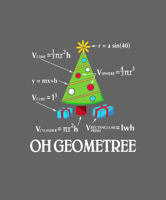 Oh Christmass geome-tree