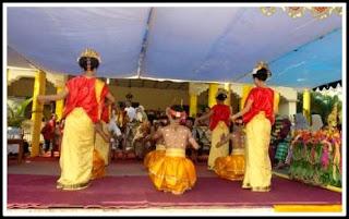 Tari Lenggo Tarian Tradisional Dari Bima, NTB
