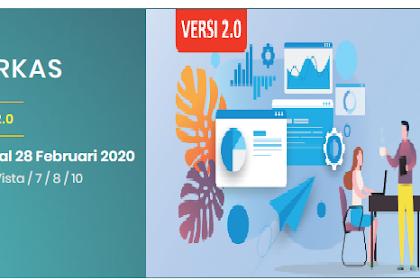 Aplikasi RKAS BOS Versi 2.0 Terbaru Tahun 2020