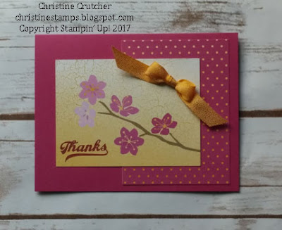 Stampin Up Memories & More Color Theory