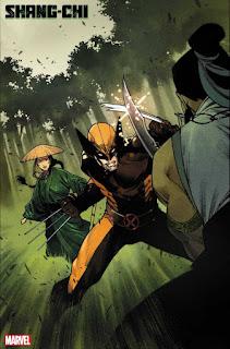Vista previa de Marvel: Shang-Chi #3 ¡Wolverine vs. Shang-Chi!