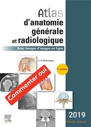 Atlas d'Anatomie Générale et Radiologique 2019 pdf