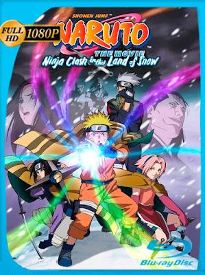 Naruto la Película: ¡El Rescate de la Princesa de la Nieve! (2004) [HD] [1080p] [Latino] [GoogleDrive] [MasterAnime]