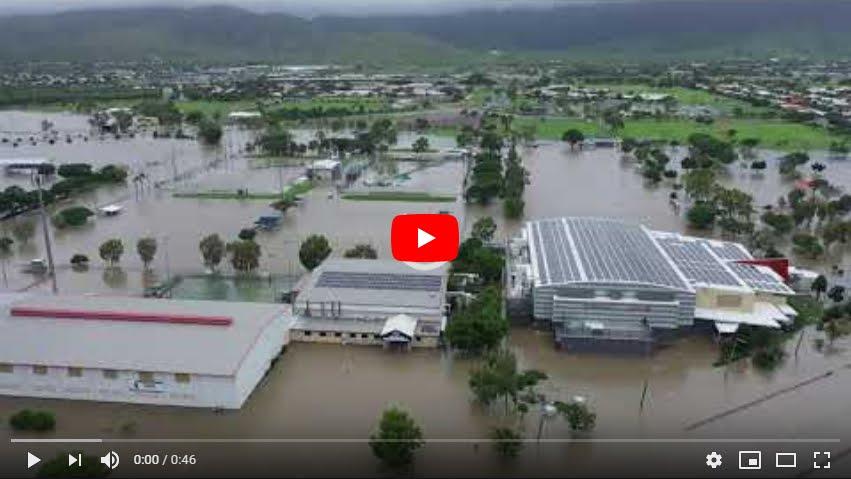 VIDEO YOUTUBE Inondazione in Australia, migliaia gli evacuati.