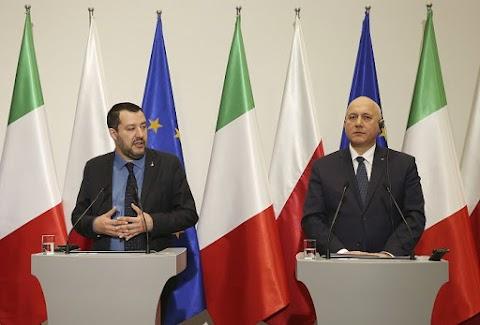 A Kaczynski-Salvini találkozó utat nyitott további kapcsolatok felé