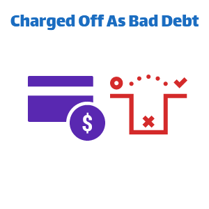 What does written off mean on your credit report