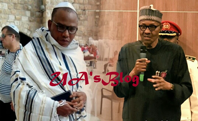 "Coronavirus: Nnamdi Kanu reveals where Buhari is ""hiding"", make fresh claims"