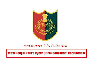 West Bengal Police Cyber Crime Consultant Recruitment 2020
