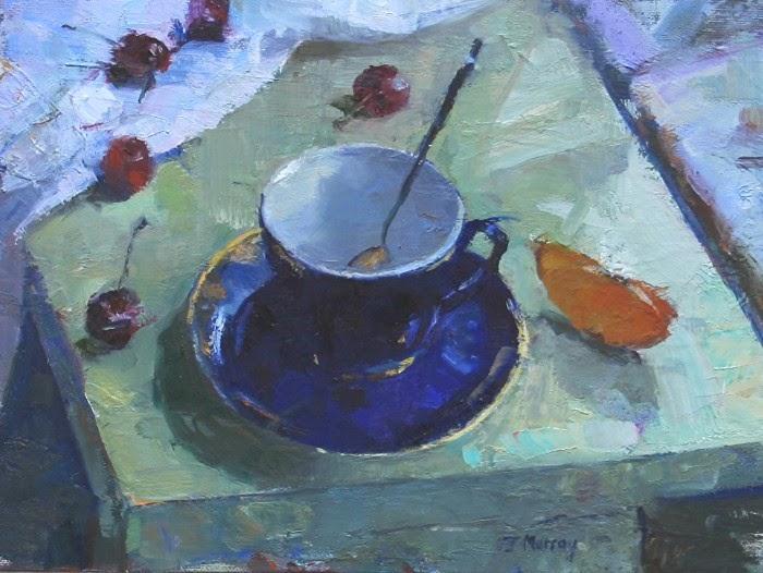 Ощущение чистоты и ясности цвета. John Murray