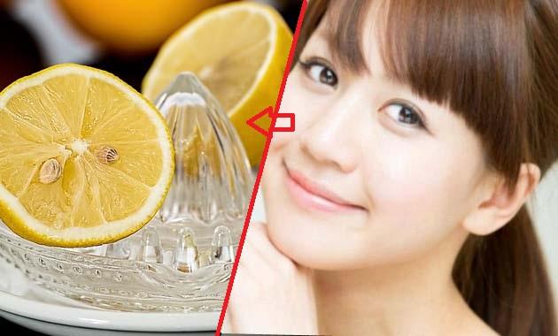Cara Membuat Masker Lemon