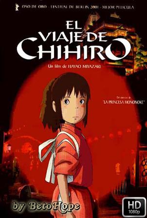 El Viaje De Chihiro [2001] [Latino-Castellano-Japones] HD 1080P  [Google Drive] GloboTV