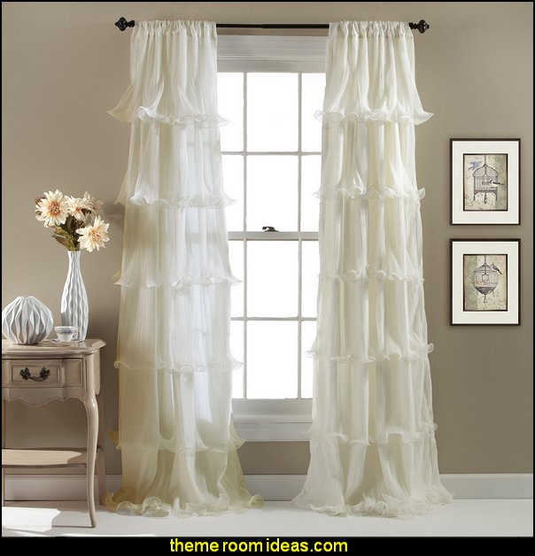 Claribel Single Curtain Panel
