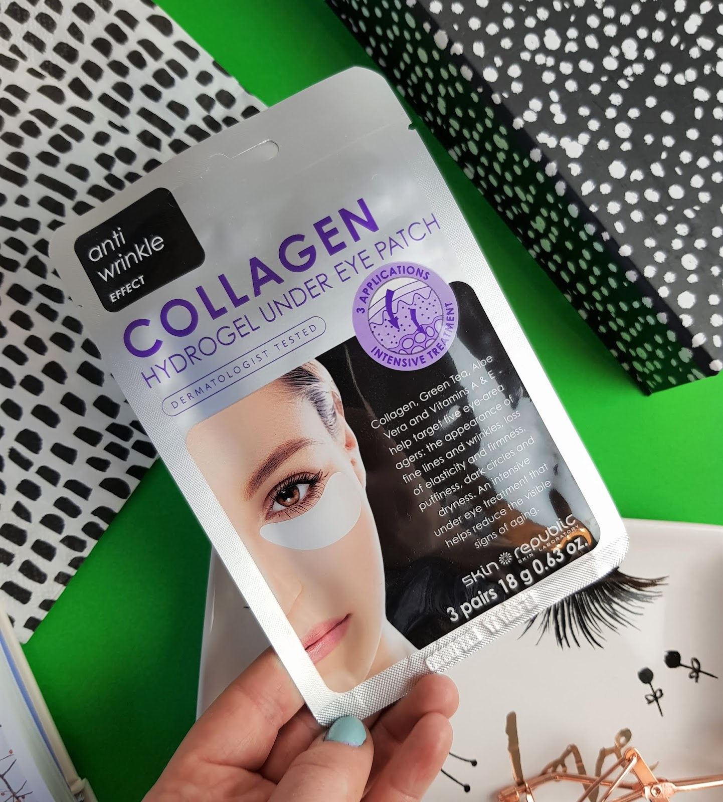 Skin Republic Collagen Under Eye Patch