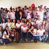 Alunos do Centro de Ensino Eleutério Rocha prepararam festa surpresa para Gestora Rita de Cássia
