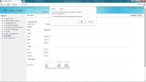 My CCNA Wireless Journal: Configuring Cisco 3650/3850