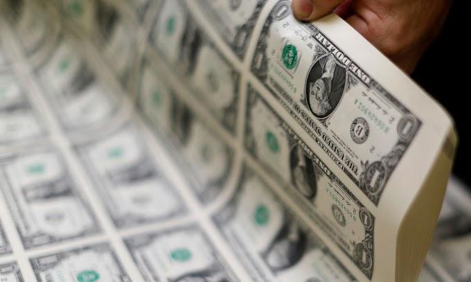 Dólar ultrapassa R$ 5,40 em volta de feriado de carnaval