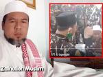 Inilah Sosok Ustadz Zainulloh, Seorang Ustadz Yang Sangat Tenang Walau Dihardik Banser