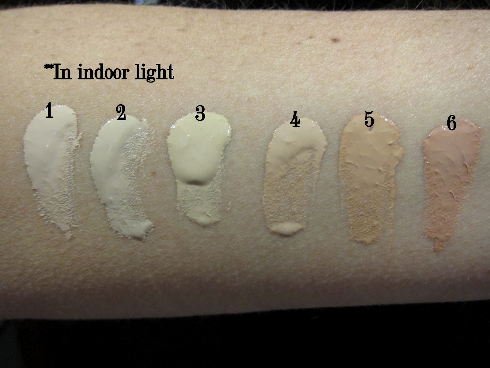4377dbf9a84a Beauty Professor: By Terry Cover Expert...Swatches of ALL Shade Options