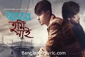 Amar Tumi Nai Lyrics Shiekh Sadi