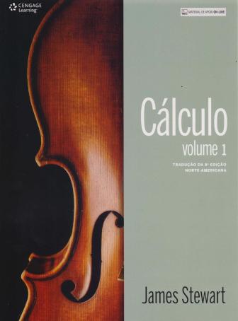 Cálculo - Volume 1 de James Stweart (Universitários e Acadêmicos)