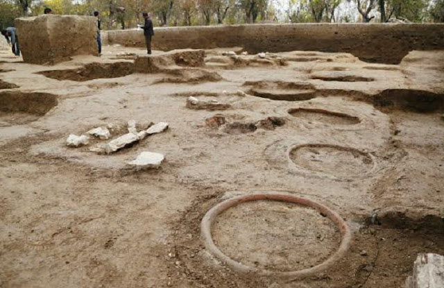 Significant findings at Mingtepa ancient walled site in Uzbekistan