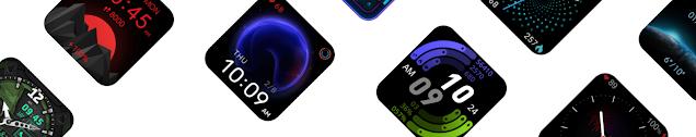 Amazfit Bip U Huami - quadranti personalizzabili