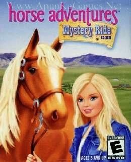 Barbie horse adventures: mystery ride | free games download.