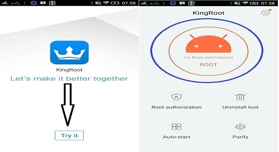 Cara Root Android terbaru dan Work 100 %