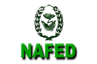Buying of commodities by nafed.