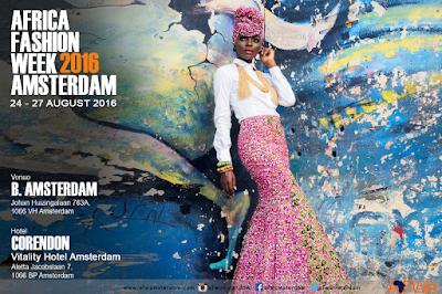 , Save The Date: Africa Fashion Week Amsterdam (AFWA 2016), Latest Nigeria News, Daily Devotionals & Celebrity Gossips - Chidispalace