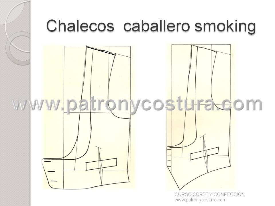 chaleco caballero-Tema 10