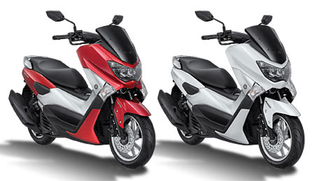 Pilihan warna Yamaha NMAX