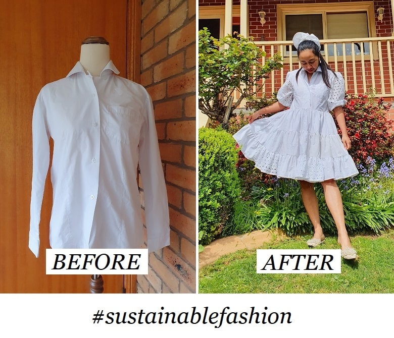 sustainable fashion, recycled fashion