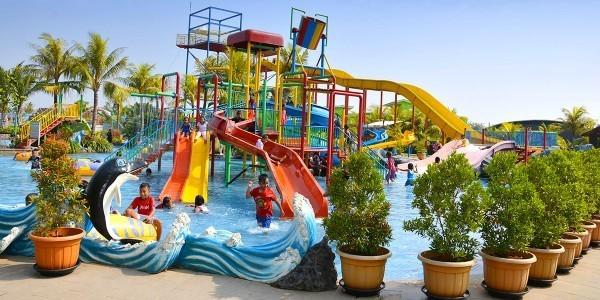 Wonderland Adventure Waterpark Karawang