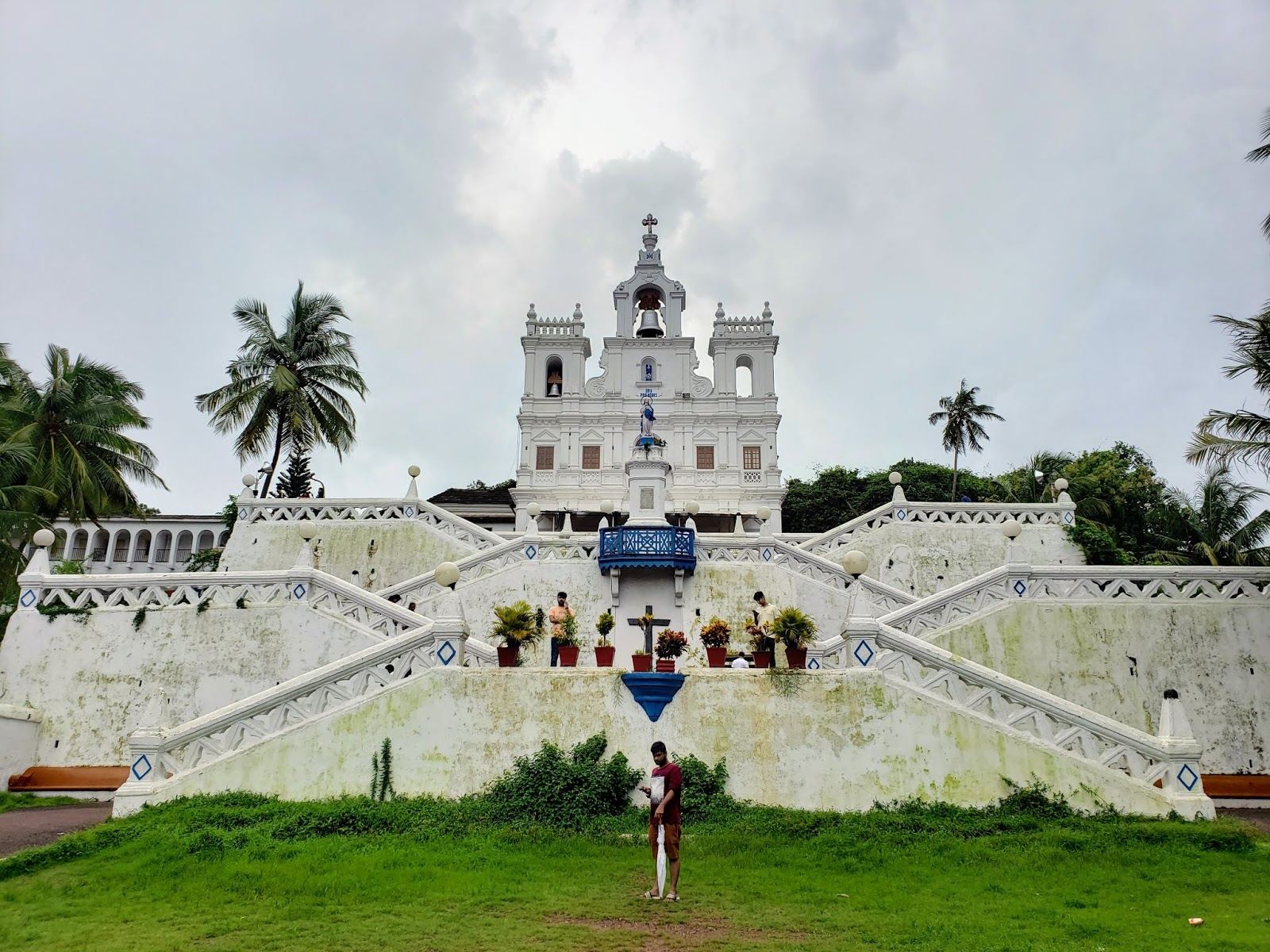 Immaculate Conception Church, Panjim, Goa