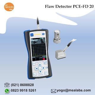 Jual Alat Ukur Flaw Detector PCE-FD 20