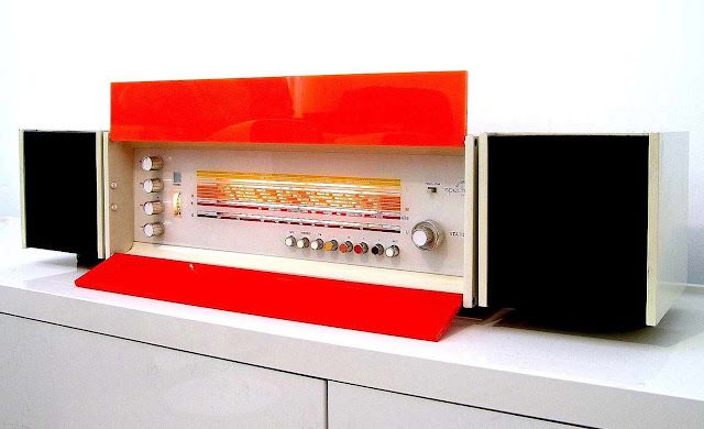 1968 electronic stereo